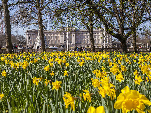 Unmissable spring events in London