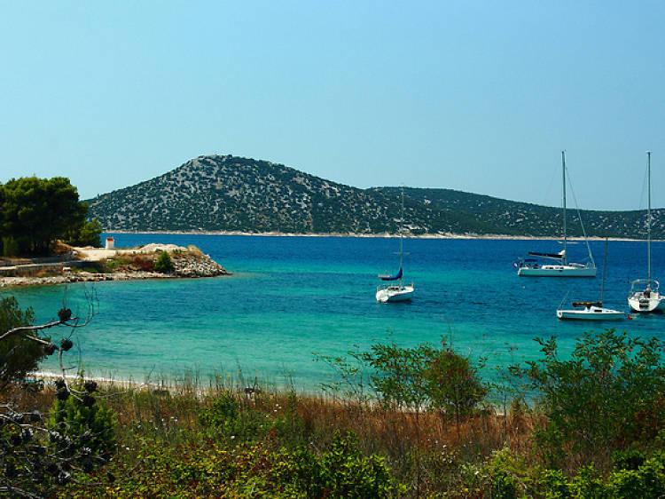 Sail to off-the-radar islands