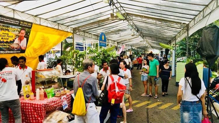 Kranji Countryside Farmers' Market