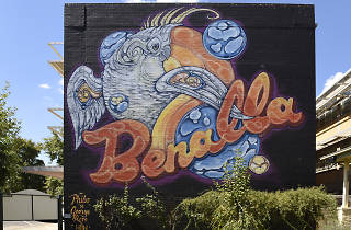 Mural by Phibs and George Rose