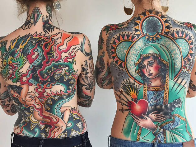 8 awesome tattoo shops in nyc for every style for Tattoo nightmares shop location