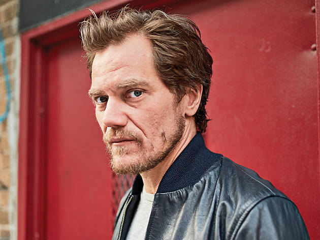 Michael Shannon watched the Oscars from Old Town Ale House