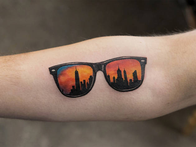 caa29c041 Roll up your sleeves: The world's best tattoo shops and artists are  thankfully right here in New York City