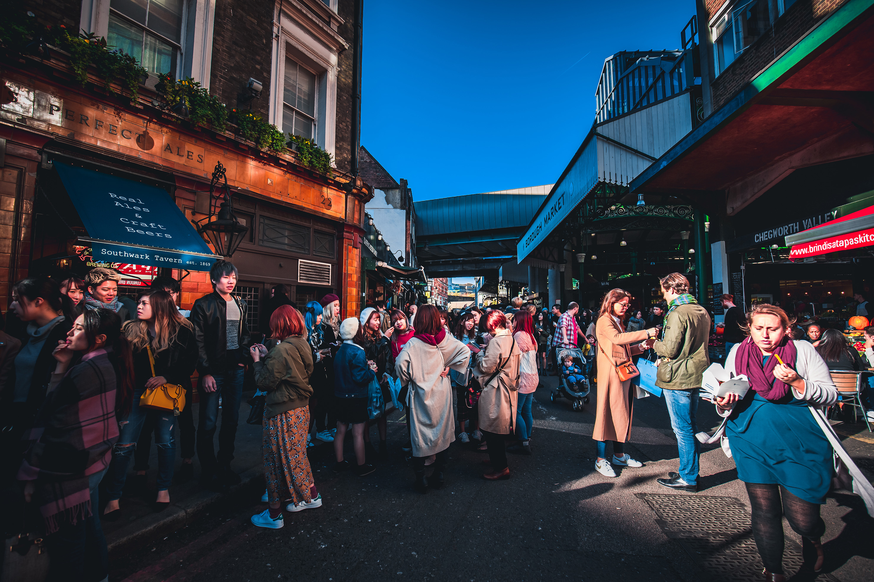 Borough area guide - Find the best markets, pubs and things