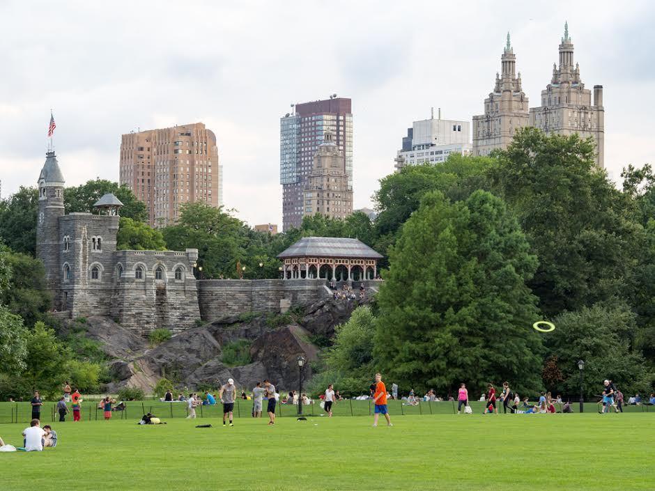 Explore NYC parks