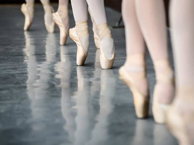 Go to the ballet