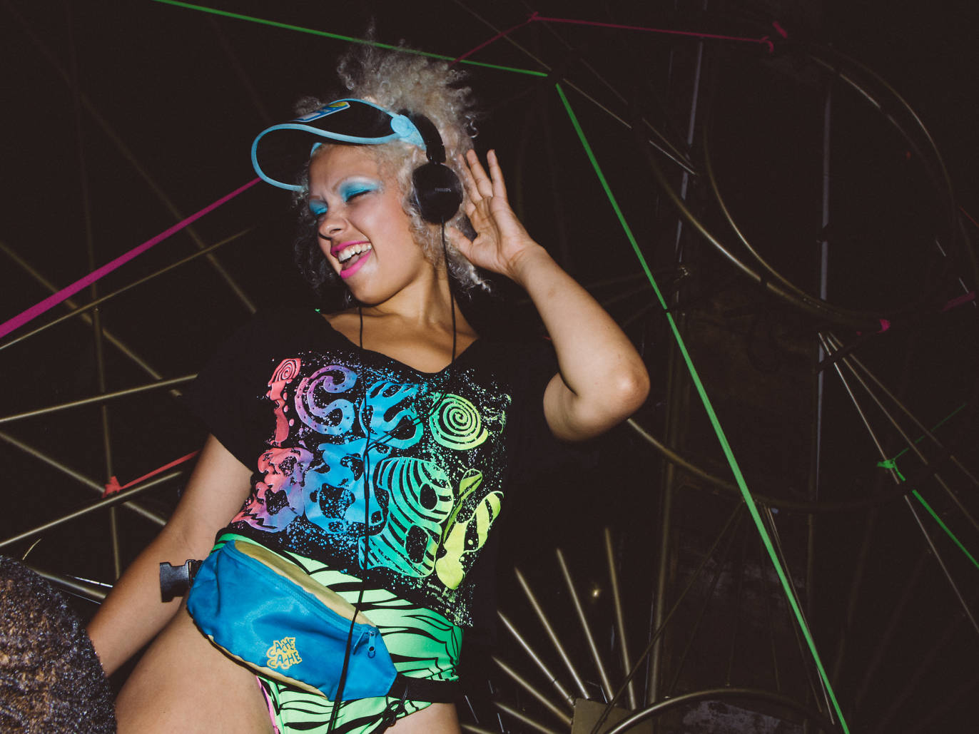 Throwback Friday: 80s/90s Party @HOY 7.21.17