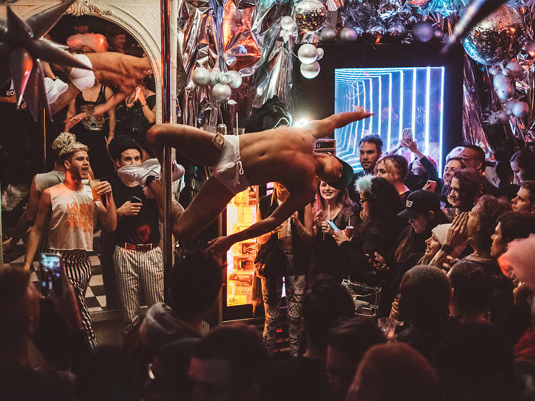 The best LGBT parties in NYC