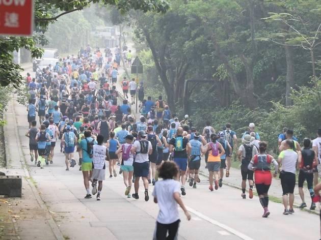 Bonaqua C3fit Action Sprtin Trail Series Sai Kung