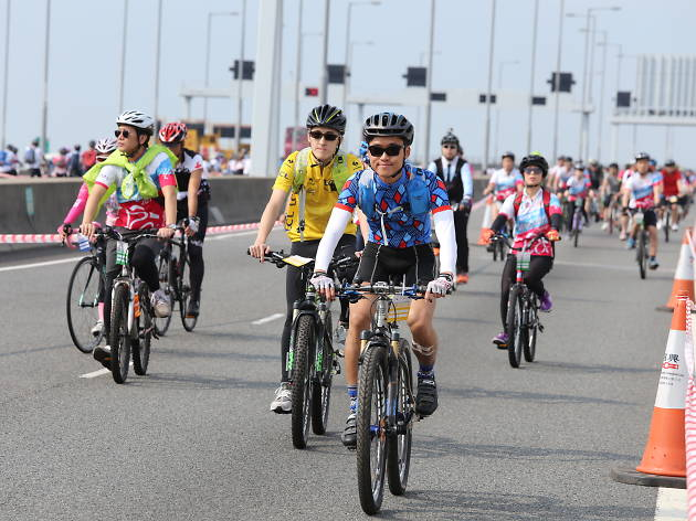 Pok Oi Cycle for Millions 2018