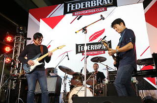 Federbrau Red Feather Club, Jo Kong Nuvo