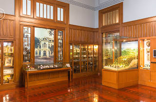 Bangkok Metropolitan Museum, Phra Nakhon