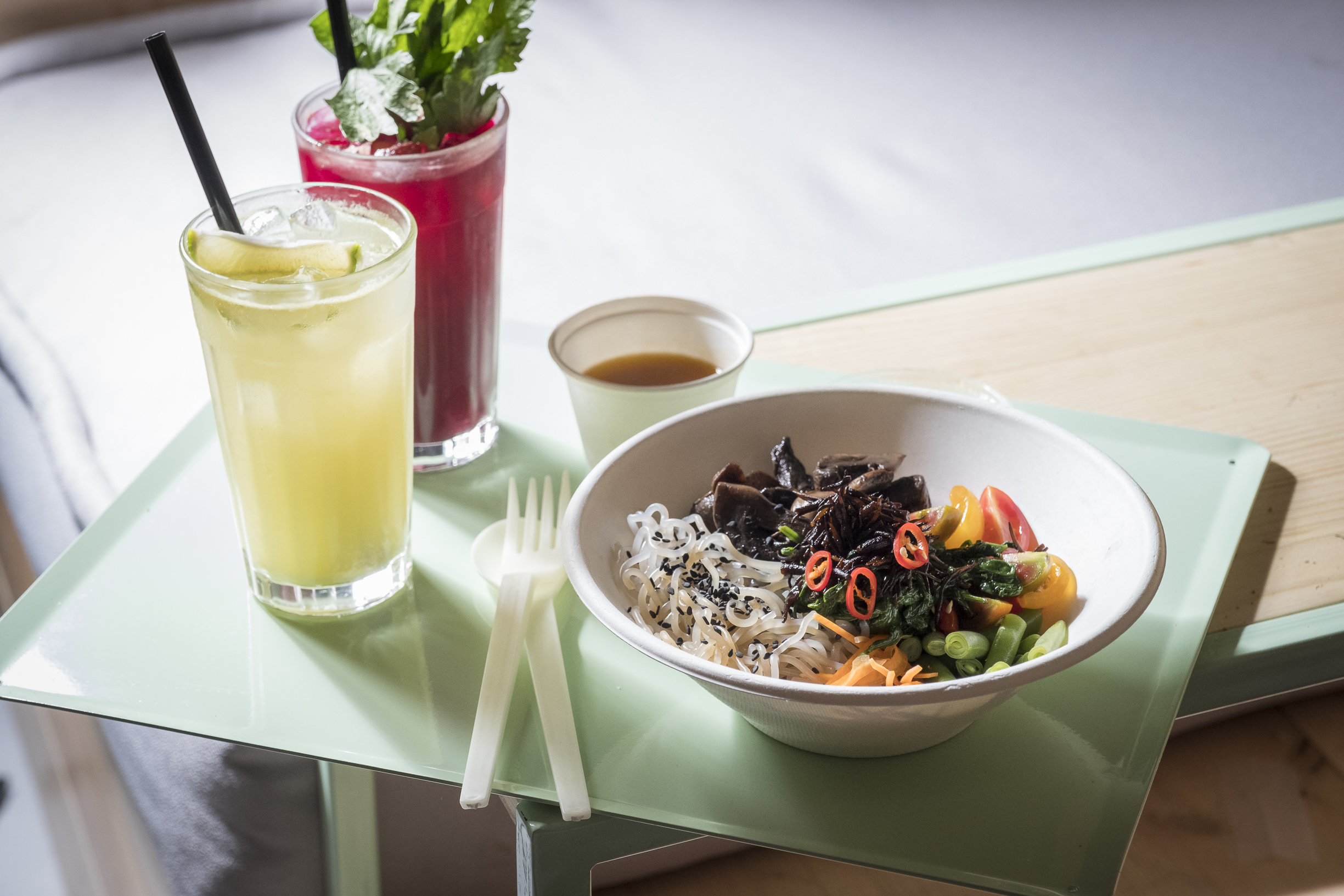 Four under the radar vegan Tel Aviv restaurants