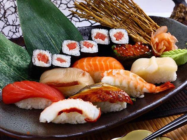 Mitatsu buffet