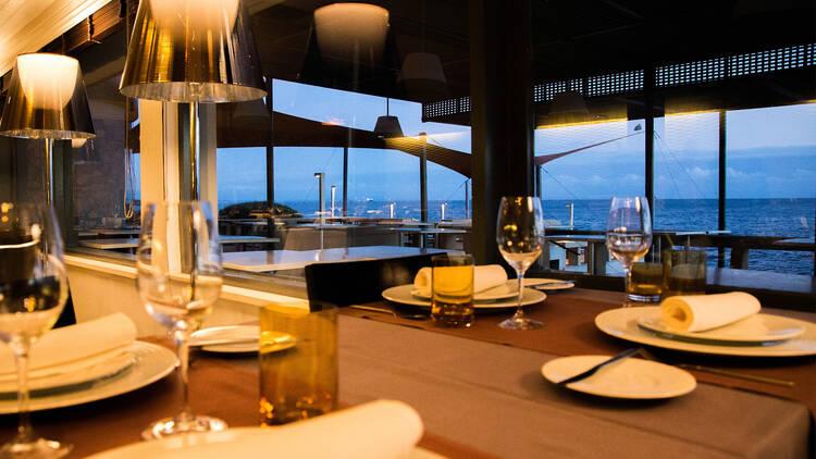 Restaurante, Furnas do Guincho, Guincho