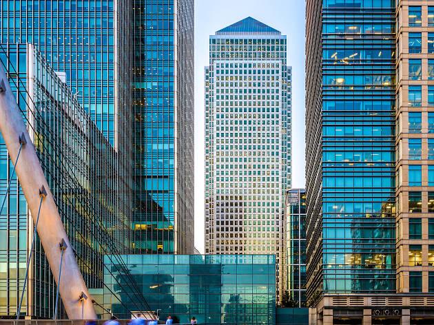 Canary Wharf - area guide 2018