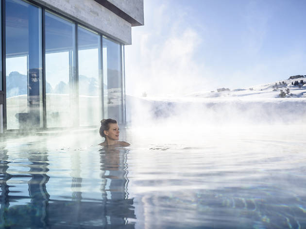 6 affordable European spas for your next ski trip