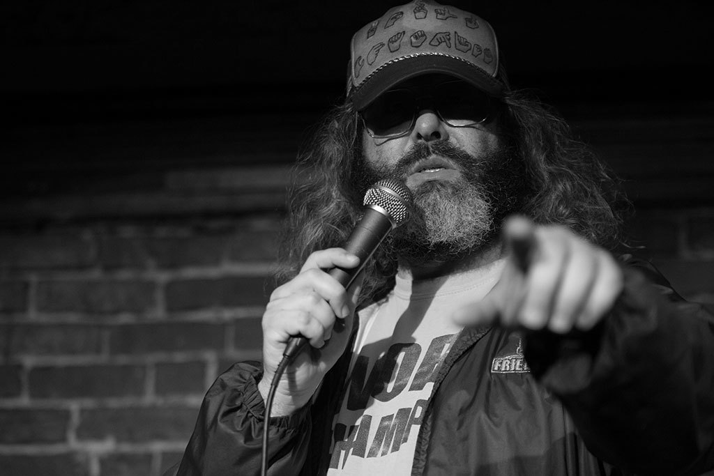 Comedian Judah Friedlander's thoughts on Trump's America will surprise you