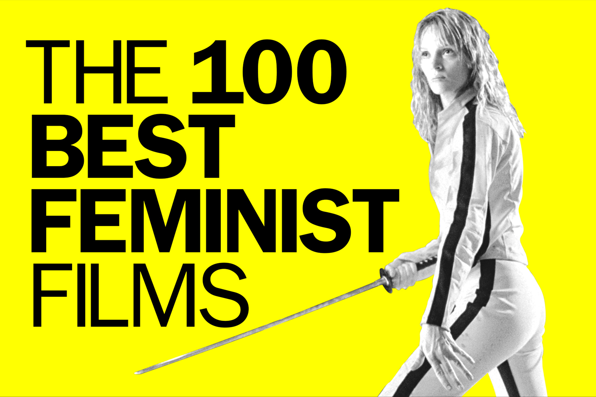 The 100 best feminist films of all time