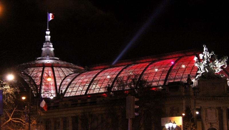 Le temps d'une nuit, énorme soirée house sous la Nef du Grand Palais !
