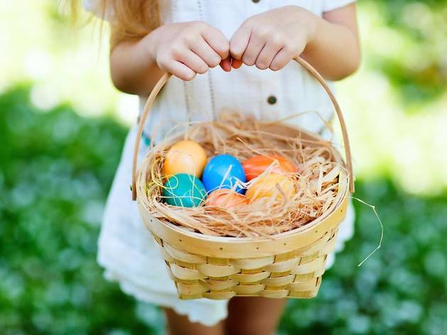 Best easter egg hunts for kids in nyc photograph courtesy shutterstockblueorange studio negle Choice Image