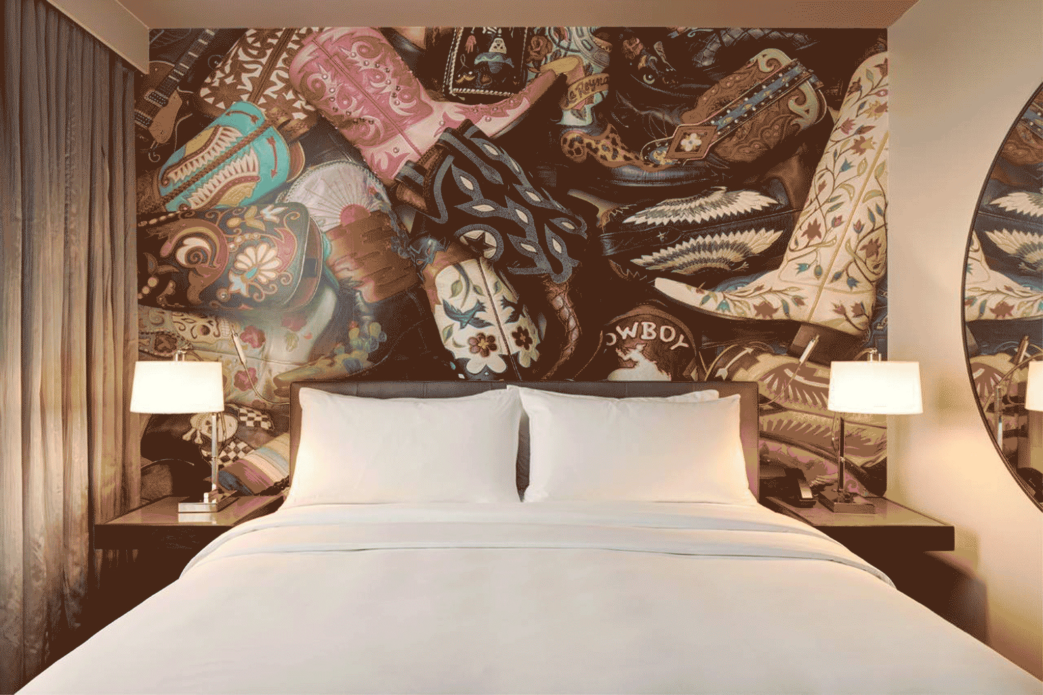 Awesome boutique hotels in Austin