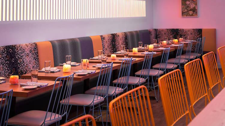bar biscay, interior, restaurant, bar