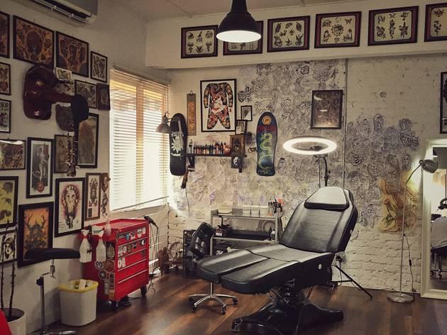4bc41849c5661 Best tattoo parlours in KL