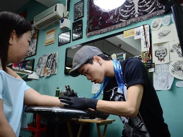 The Tattoo Parlor Malaysia