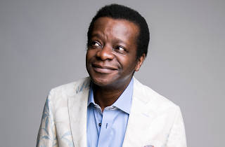 Stephen K Amos Bread and Circuses 2018 MICF