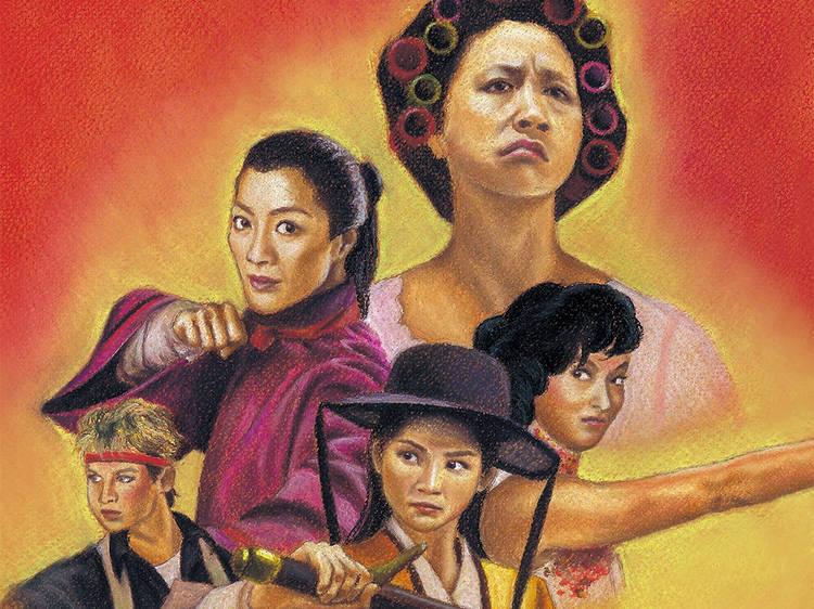 A history of women in Hong Kong martial arts cinema