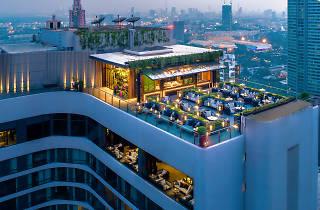 A Bar Rooftop