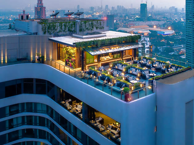 The best rooftop bars in Bangkok