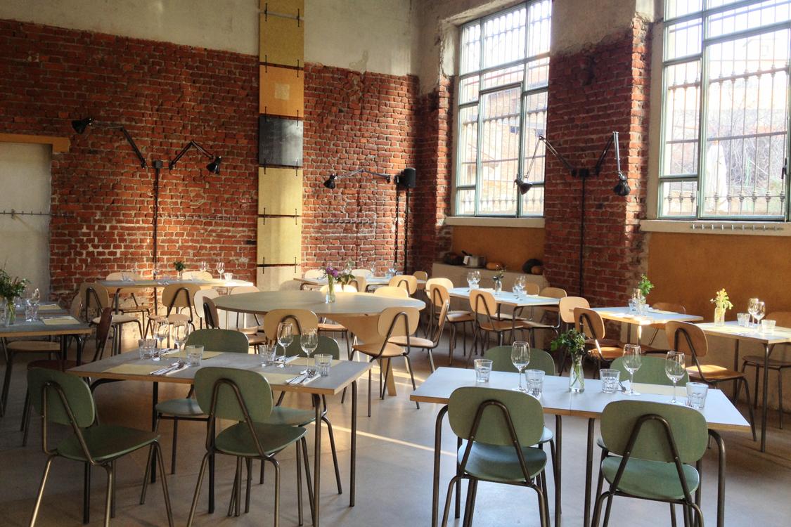 Un posto a milano restaurants in milan for Designer a milano