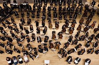 Can Atilla ve Bilkent Senfoni Orkestrası