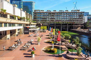Barbican Centre - area guide 2018