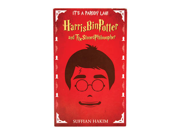 Harris Bin Potter by The Stoned Philosopher by Suffian Hakim