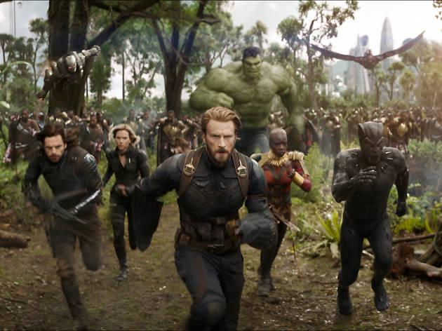 Marvel Studios' Avengers: Infinity War