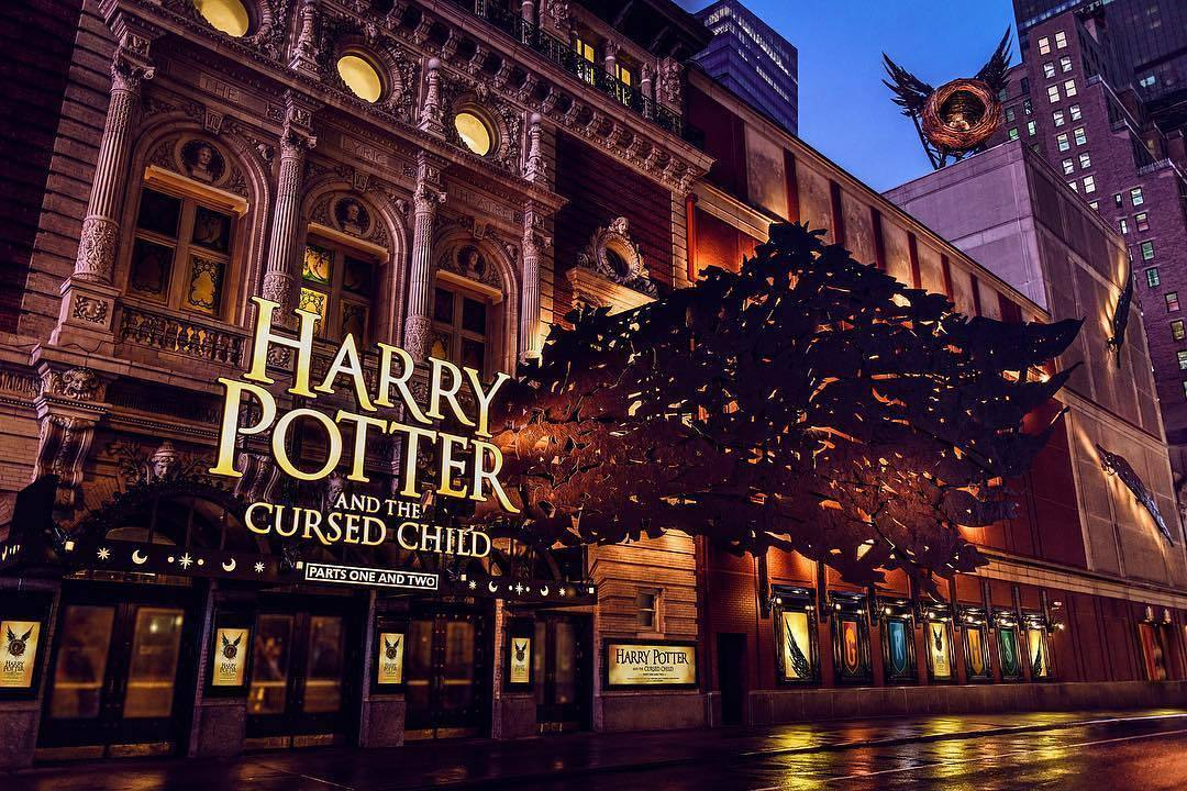 The $20 ticket lottery for Broadway's Harry Potter and the Cursed Child