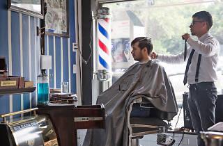 The Barber's Spa Del Valle