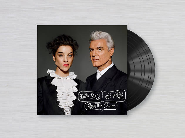 Love This Gigant, disco de St. Vincent y David Byrne