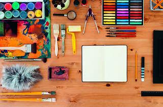 Art shops art supplies