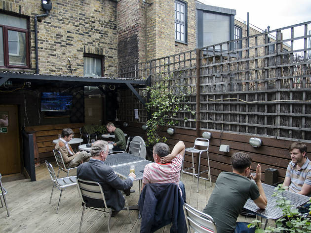 scottish stores, london's best rooftop bars