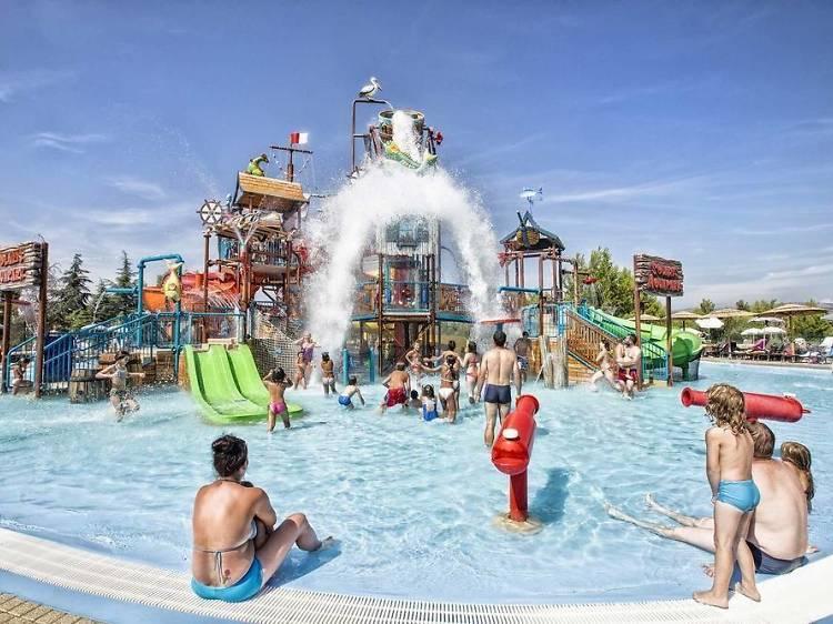 Take the kids on an aqua adventure