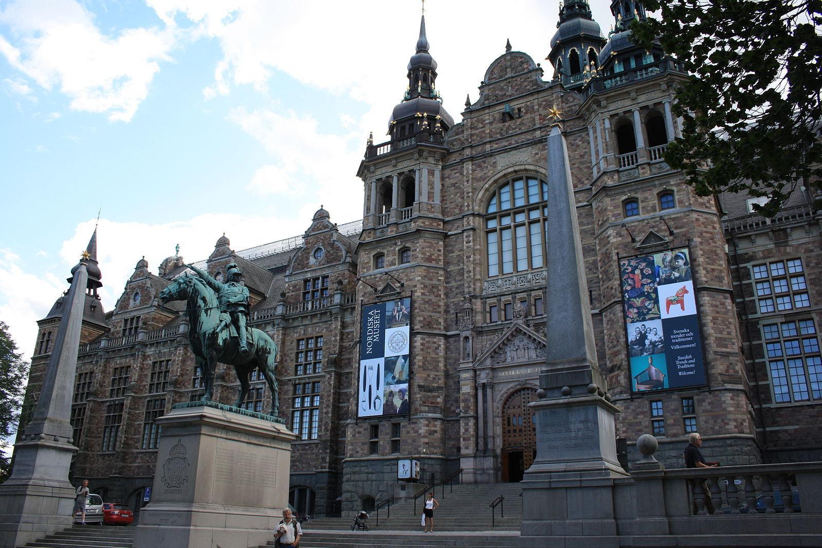 The Nordic Museum (Nordiska Museet)