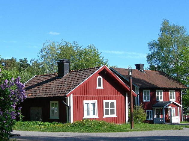 Traditional Swedish cottages, Södermalm