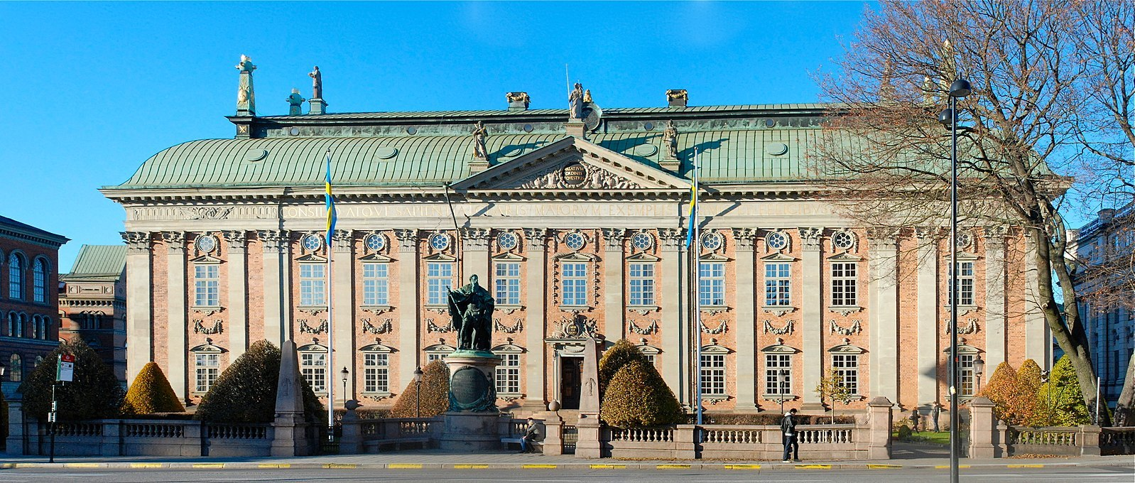 The House of Nobility (Riddarhuset)