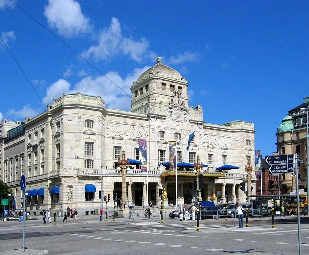 The Royal Dramatic Theatre (Dramaten)