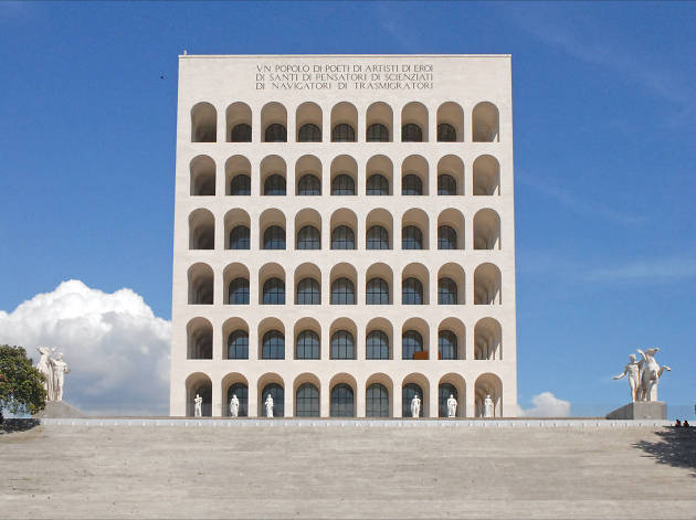 The most beautiful buildings in Rome