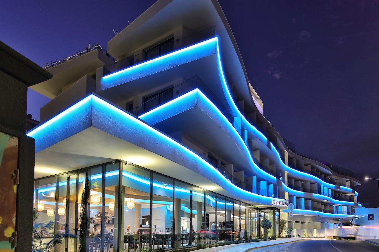 Jupiter Marina Hotel